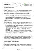 QUALITY MO ES Verfahrensanweisung Validierung - Vorest AG - Seite 3