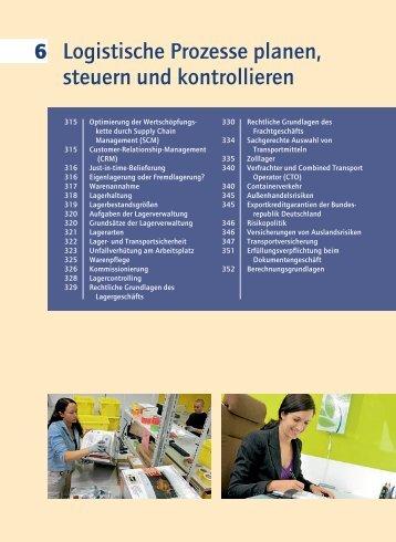 Logistische Prozesse planen, steuern und kontrollieren - f.sbzo.de