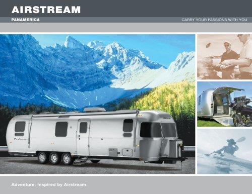 Adventure Inspired By Airstream Rvusa Com