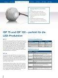 ISP Serie Sammelbroschüre - Instrument Systems - Seite 6