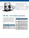 ISP Serie Sammelbroschüre - Instrument Systems - Seite 7