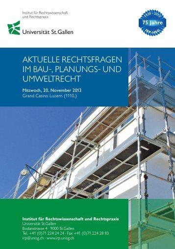 1110_Baurecht_FINAL.ashx - Binder Rechtsanwälte