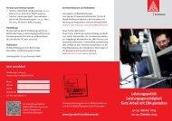 Einladung zum Seminar mit Anmeldeformular - IG Metall Nordhessen