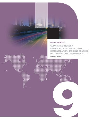 ClImATE TECHNOlOGy RESEARCH, DEvElOPmENT, AND ... - FDS