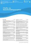 Tips- og Lottomidler til Friluftslivet 2009 - Friluftsrådet - Page 5