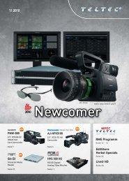 RME Programm EditShare Herbst Specials LiveU HD - TELTEC ...