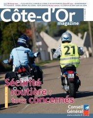 octobre 2011 en PDF - Conseil général de Côte-d'Or