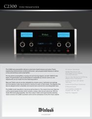 Product Information - Dr Hi-Fi House Calls