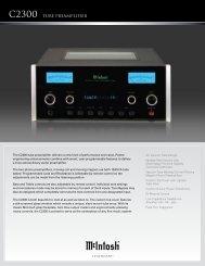 Product Information - Dr Hi-Fi House Calls