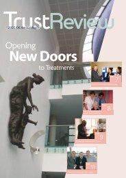 Trust Review 2005/06 - Sandwell & West Birmingham Hospitals