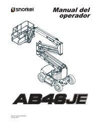 Abonadora Cargadora de Fertilizante Manual del Operador