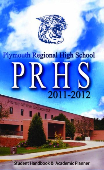 Dear Students and Parents/Guardians - Plymouth Regional High ...