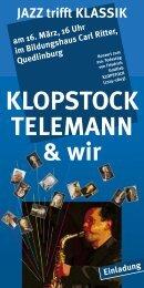 Brochüre lesen - Kreisvolkshochschule Harz