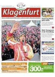 Klagenfurt 6 - Magistrat Klagenfurt