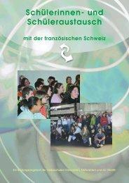 Schülerinnen- und Schüleraustausch - sprachenunterricht.ch