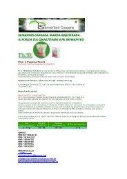 Ph.D. ® Ryegrass Perene - Sementes Caiçara