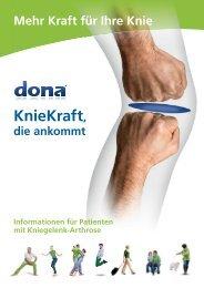 Dona Patientenbroschüre