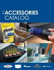 ACCESSOriES catalog - ServiceMatters.com