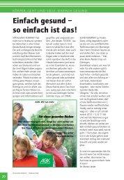 Gesundheit Teil 13_Das Kreuz mit dem Kreuz.pdf - Ostseereporter ...