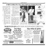 Pages 13-18 from Aug 5, 2011 issue - Gazebo Gazette
