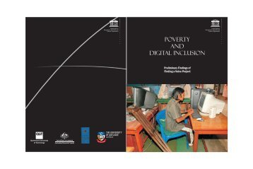 Poverty publication Book - Share4Dev.info