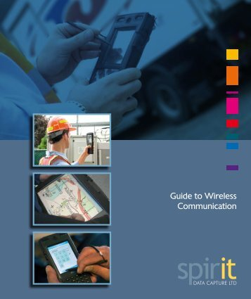 Guide to Wireless Communication - Spirit Data Capture