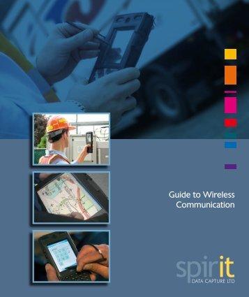 Guide to Wireless Communication - Spirit Data Capture