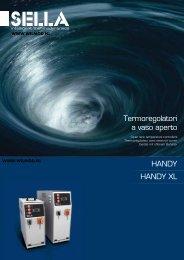 Termoregolatori a vaso aperto HANDY HANDY XL - Wilmod