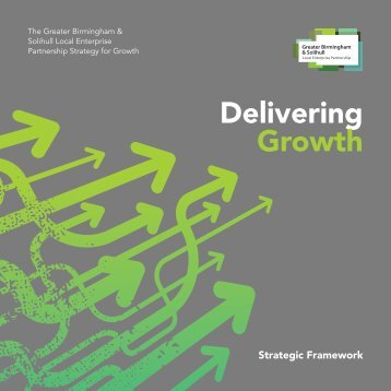 Download the Strategy for Growth - Greater Birmingham & Solihull ...