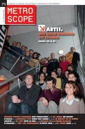 le dossier « Métroscope » en pièce jointe. - Rhône-Alpes Solidaires