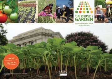 VISIT US FOLLOW US - US Department of Agriculture