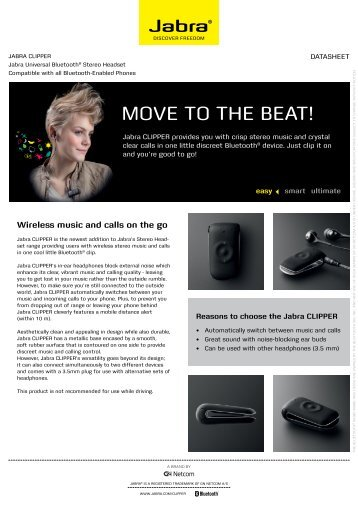 movE To THE BEAT! - Headset Philippines