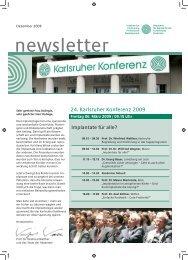 Newsletter als PDF