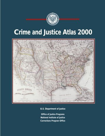 Crime and Justice Atlas 2000