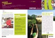 aktuell - Contigo Fair Trade