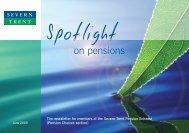 Severn Trent Pension Scheme - PRAG