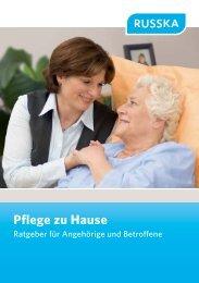 Pflege zu Hause - Sanitätshaus Burbach + Goetz