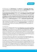 Pflege zu Hause - Sanitätshaus Burbach + Goetz - Seite 7