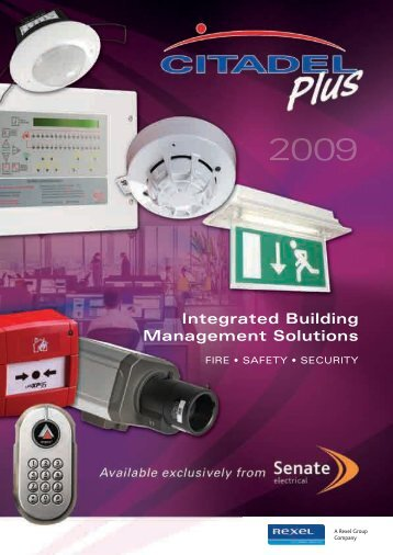 Integrated Building Management Solutions - WF Senate