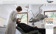 Gode faciliteter i Lyngby - De Offentlige Tandlæger