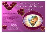 Einladung Internationale Oneness Meditation in Wien 14 September ...