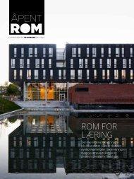 ROM FOR LÆRING - Statsbygg