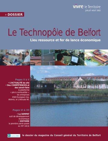 EXE. VLT 56_01 - Territoire de Belfort
