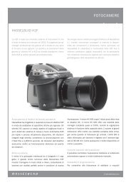 FOTOCAMERE - Hasselblad