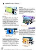 Digitaler Textildruck Solvent-Drucker ... - Converter Solutions - Seite 6
