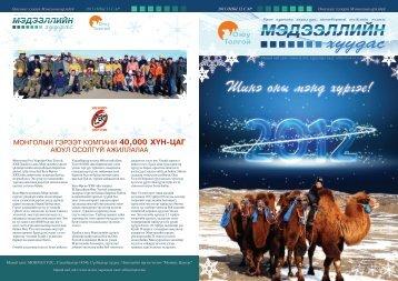 монголын гэрээт компани 40000 хүн-цаг аюул ... - Оюу Толгой ХХК