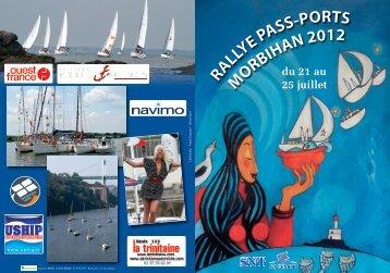 2012 rallye pass-ports morbihan