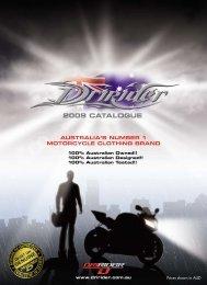 2009 catalogue - McLeod Accessories