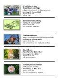 Jahresprogramm 2013 - Seite 2