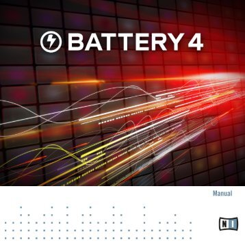 Battery 4 User Manual